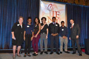 IFNY Interns 2016